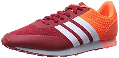 Men&s Adidas Neo Running V Racer Low Shoes