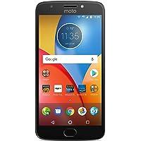 "Motorola Moto E Plus 5.5"" 32GB 4G LTE Unlocked GSM & CDMA Android Smartphone (Iron Gray) + Motorola Headphones"