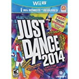 Just Dance 2014 - Nintendo Wii U (Color: Multi-colored, Tamaño: One Size)