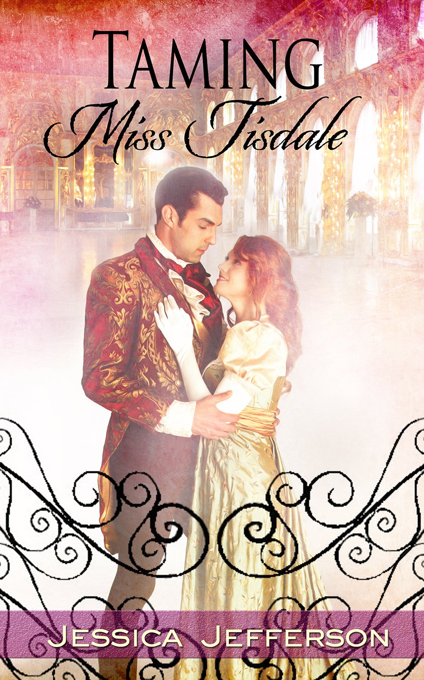 Taming Miss Tisdale Book Cover