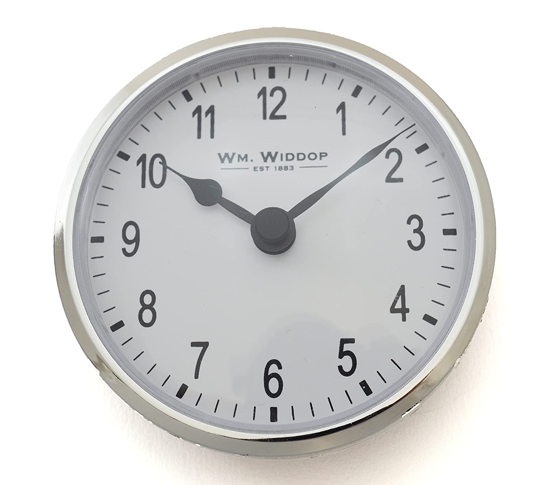 quartz replacement clock movement 90mm diameter bezel for 75mm insert hole ebay. Black Bedroom Furniture Sets. Home Design Ideas