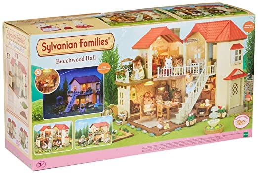Sylvanian Families- Maison, à 2 étages - Beechwood Hall