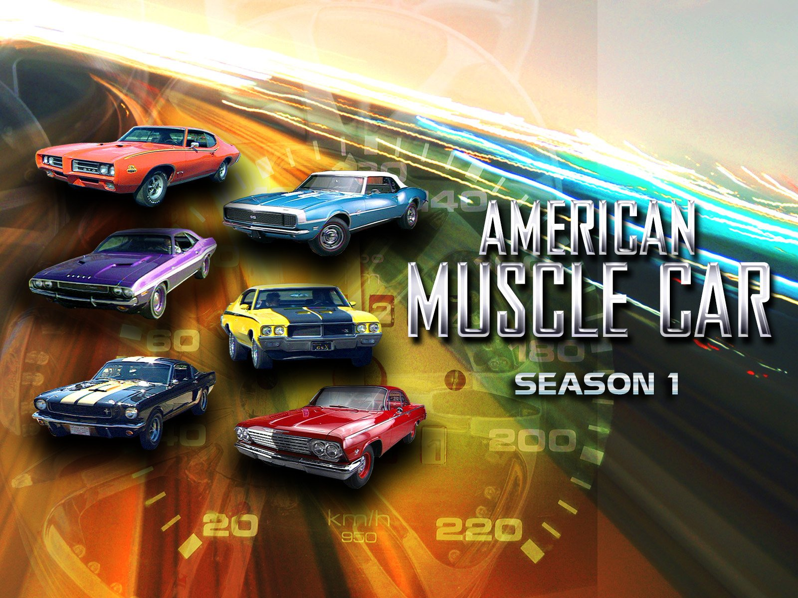 American Muscle Car - Season 1