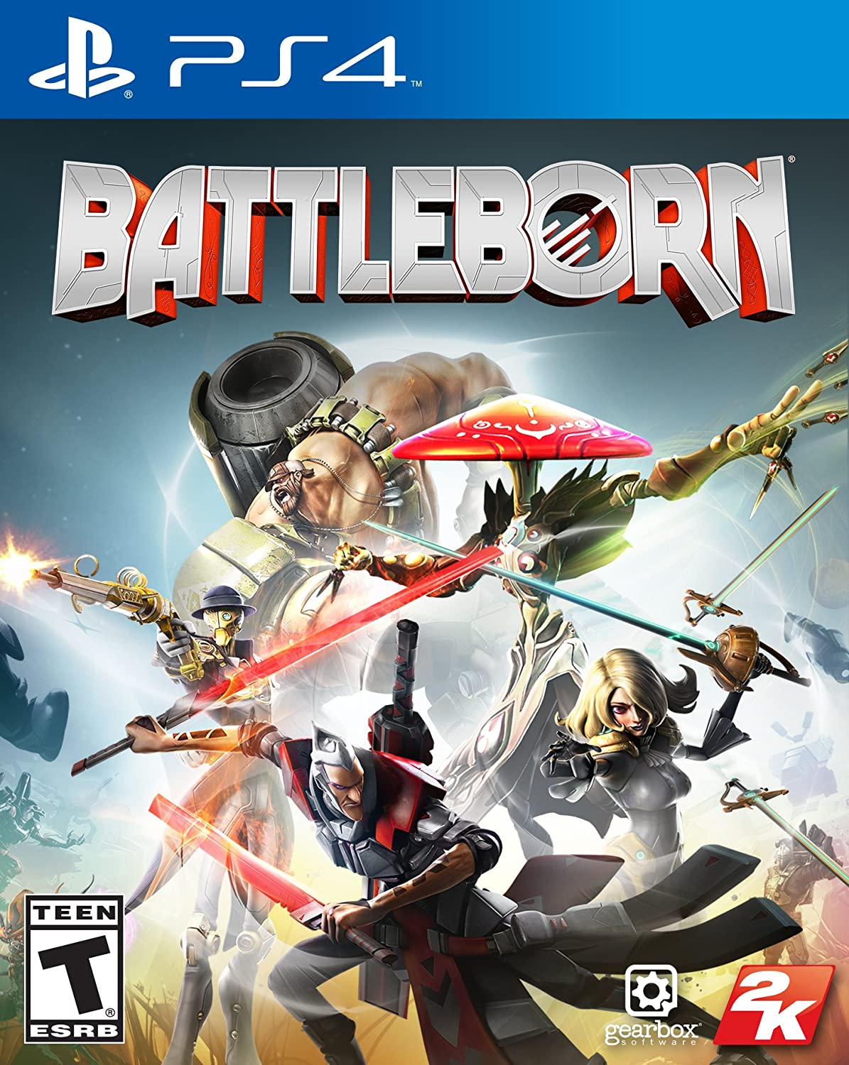 Battleborn - PlayStation 4 (Digital Code)