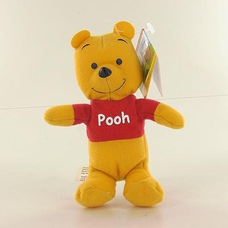 Winnie l'Ourson Peluche Winnie 10 cm