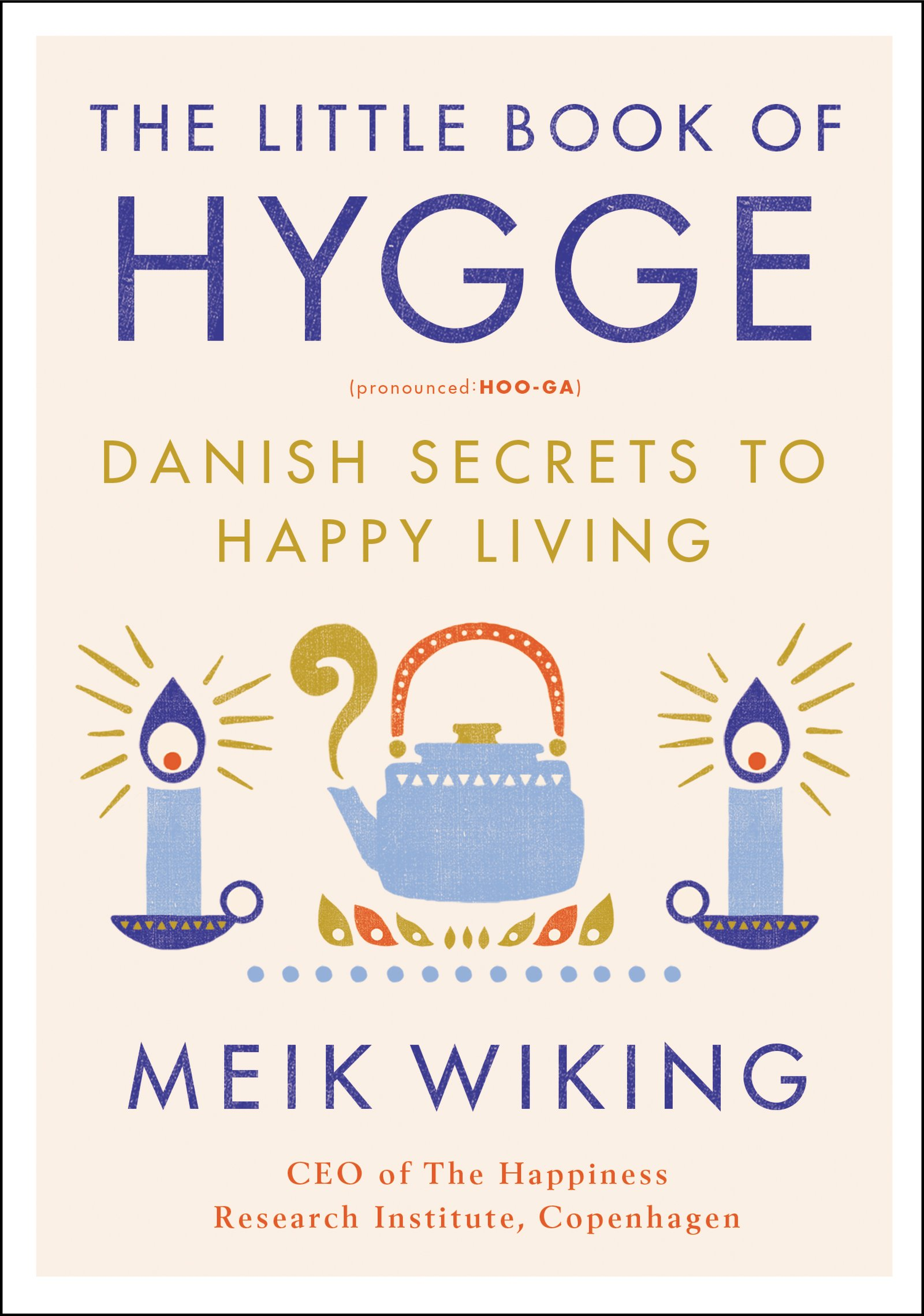 Buy Little Book Of Hygge Now!