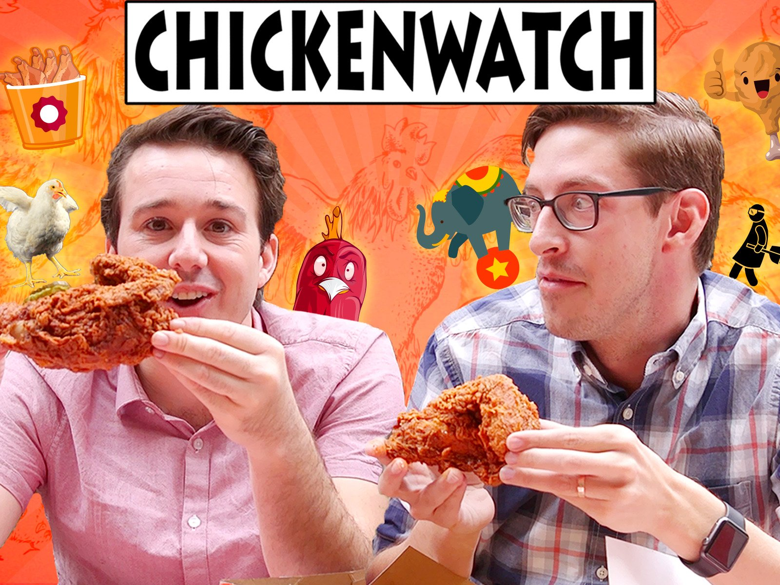 Chickenwatch - Season 1