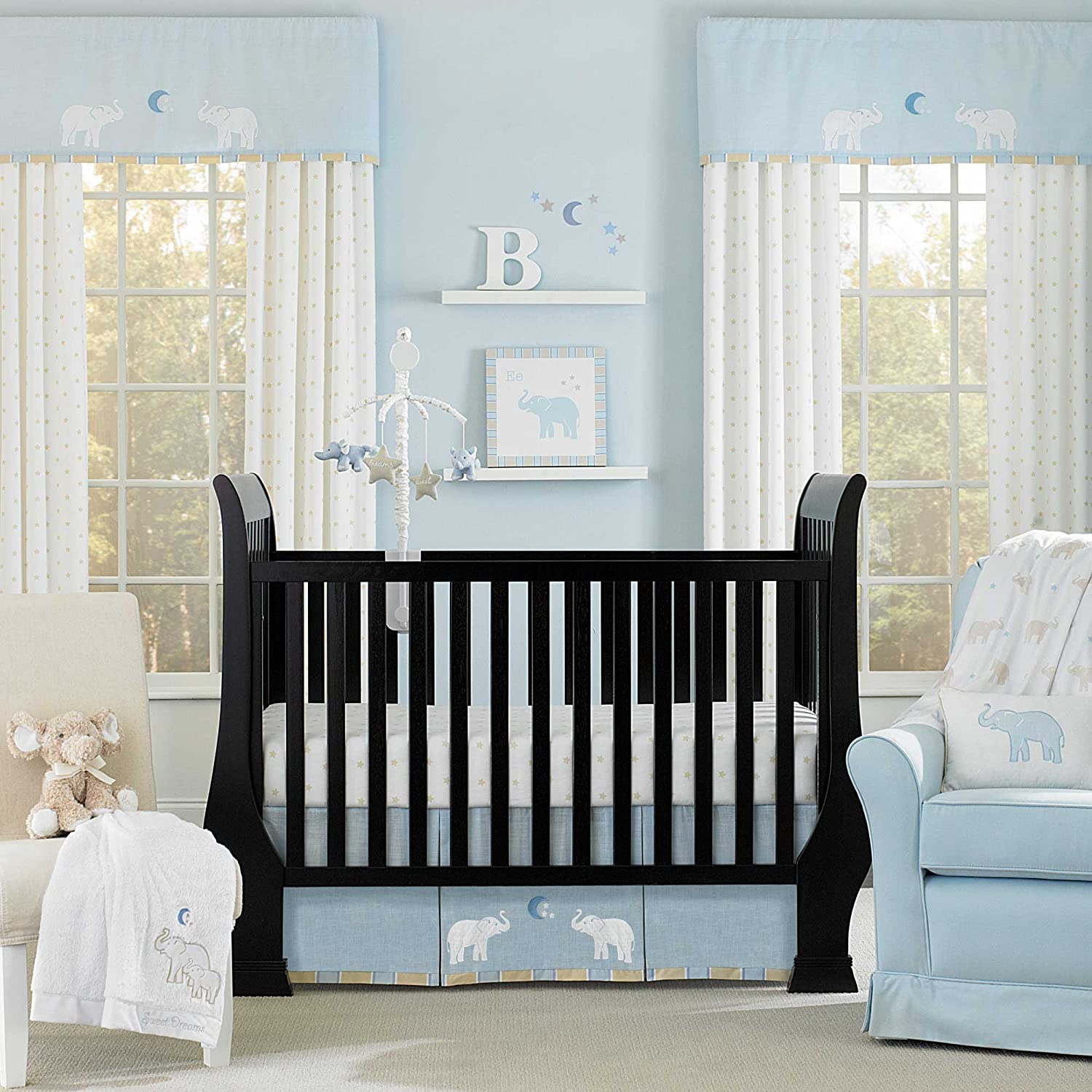 Walk With Me Crib Bedding
