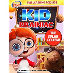 Kid Brainiac: The Solar System