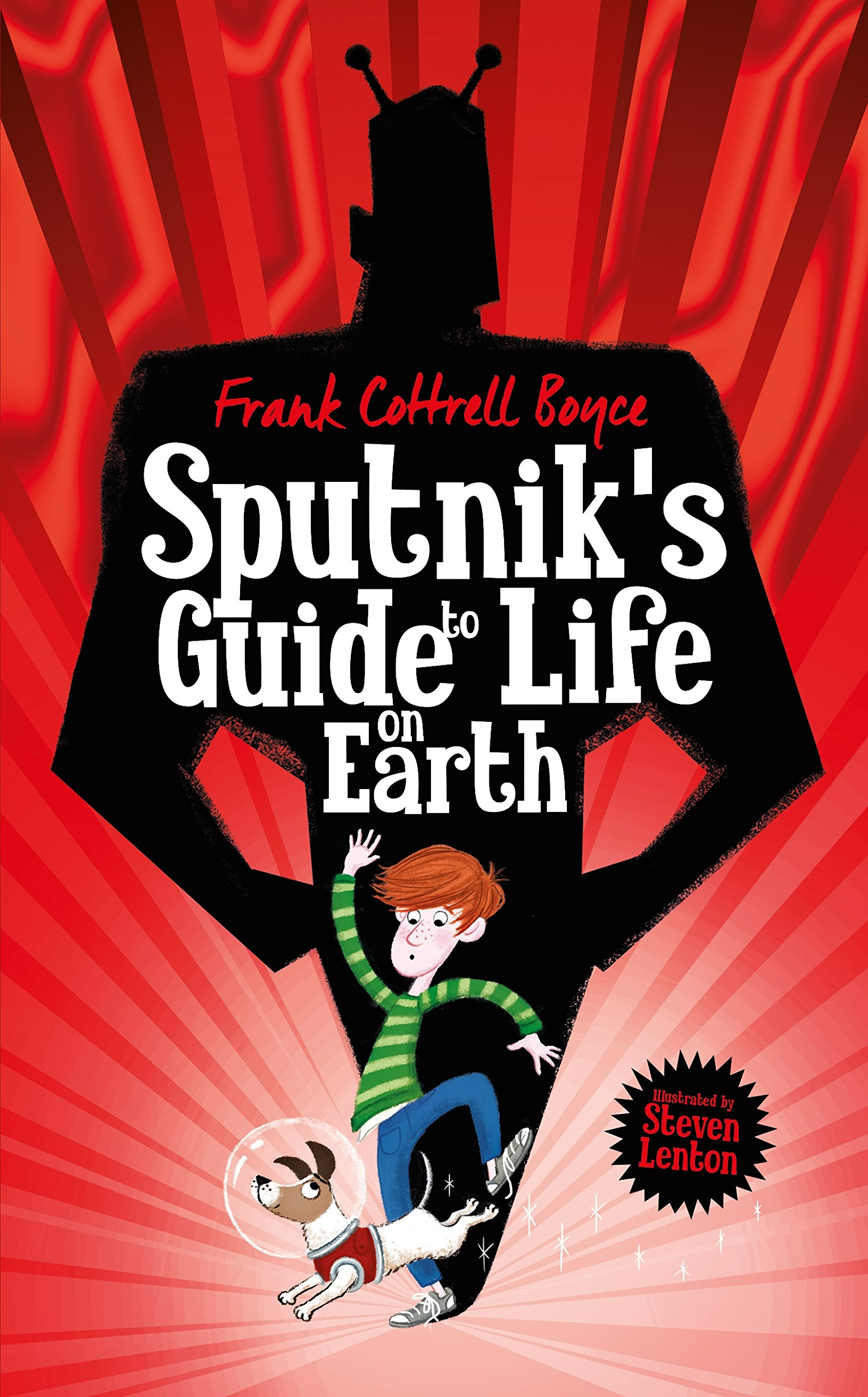 Image result for sputnik's guide to life on earth