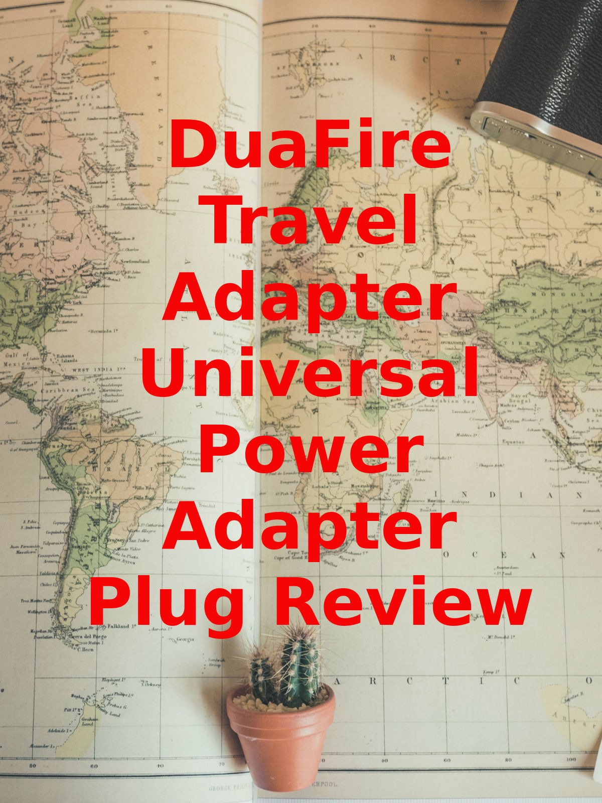 Review: DuaFire Travel Adapter Universal Power Adapter Plug Review
