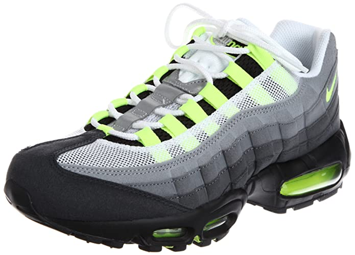 WOULD YOU PUT THE NEON GREEN OG AIR MAX 95's ON YOUR TOP FIVE TO HIGH5?