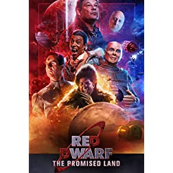 Red Dwarf: The Promised Land [Blu-ray]