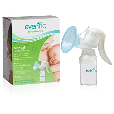 Evenflo Manual Breast Pump (Discontinued by Manufacturer) from Evenflo