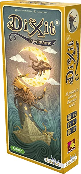 Dixit Expansion 5 : Daydream