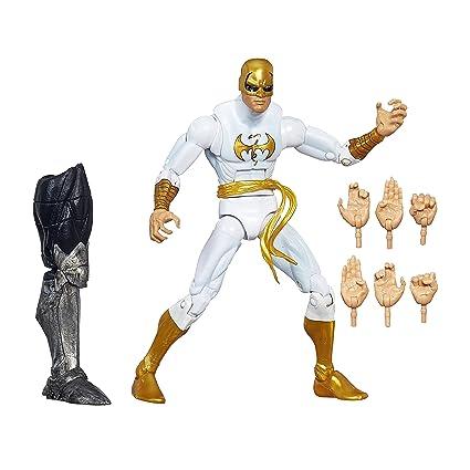 Marvel - Legends Infinite Series - Iron Fist - Figurine Articulée 15 cm