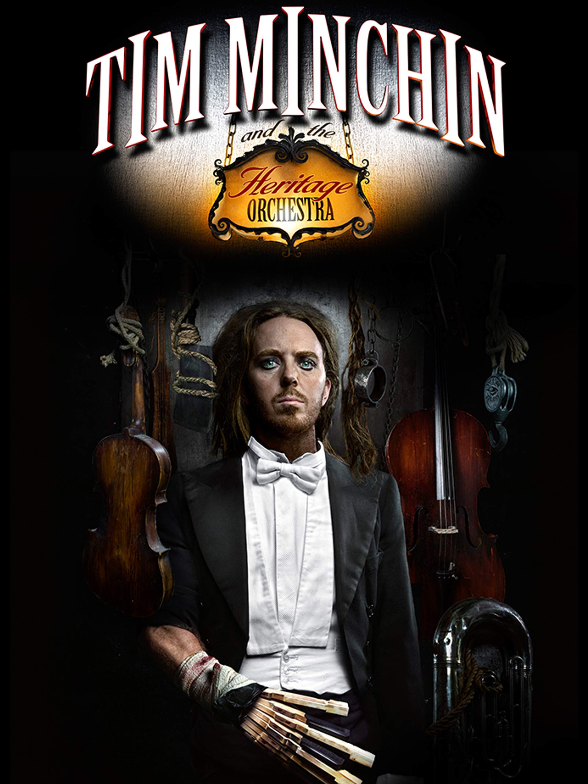Tim Minchin And The Heritage Orchestra on Amazon Prime Instant Video UK