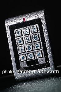 Wasserdicht RFID und PIN Codeschloss Türöffner Transponder Passwort Code  BaumarktKundenberichte und weitere Informationen