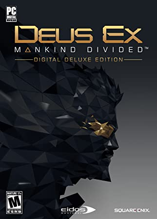 Deus Ex: Mankind Divided - Digital Deluxe [Online Game Code]