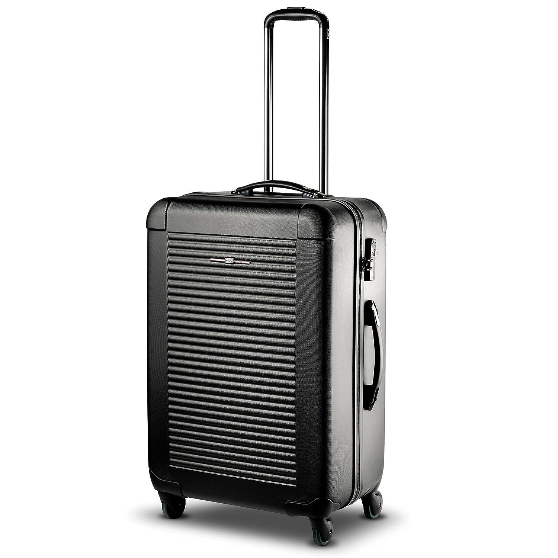 Ciak Roncato 101 PC LIGHT, 64 cm, Trolley, schwarz, – (42.13.02-01) online bestellen