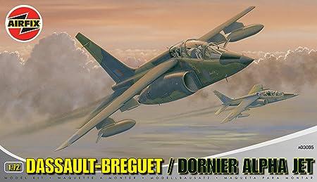 Airfix - A03035 - Construction et Maquettes - Bâtiment - Alpha Jet