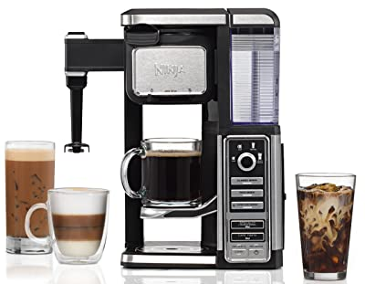Ninja Coffee Bar Single-Serve System Via Amazon