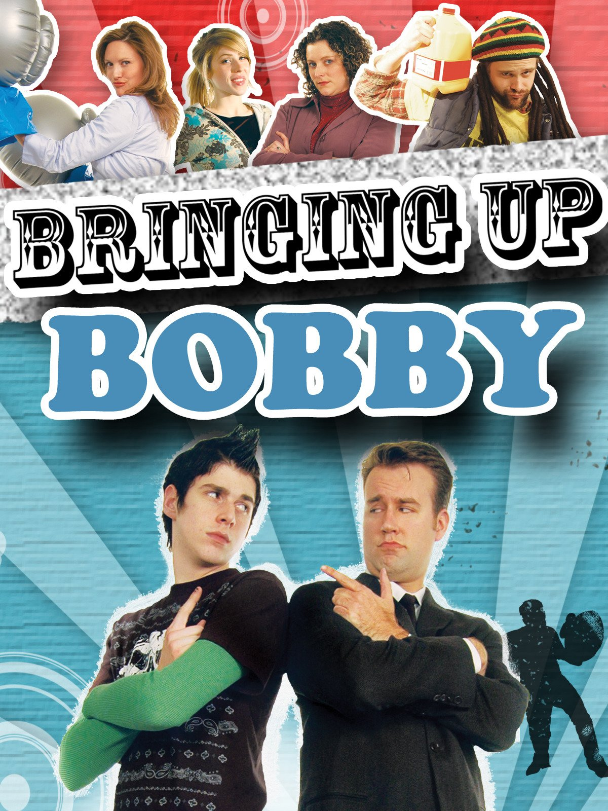 Bringing Up Bobby on Amazon Prime Instant Video UK