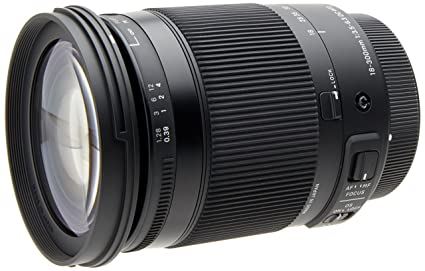 Sigma 886954 Objectif 18-300 mm F3.5-6.3 DC Macro OS HSM C014 F pour Canon