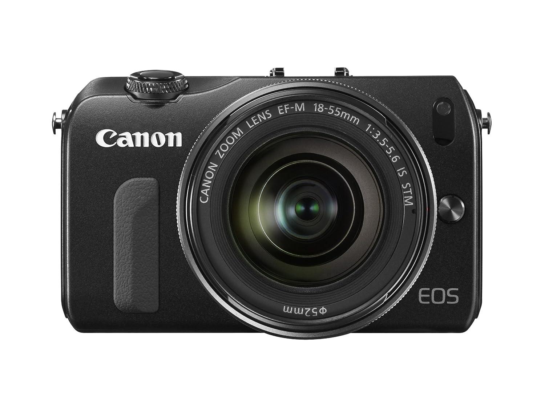 Post image for Canon EOS M mit 18-55mm Objektiv für 289€ *UPDATE*