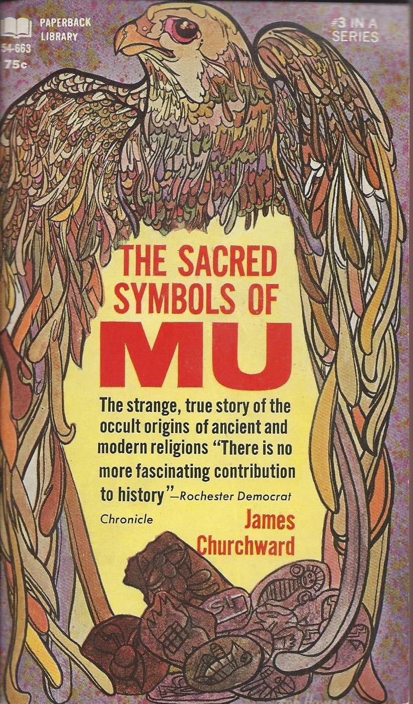 Mu # 3 -- the Sacred Symbols of Mu, Churchward, James