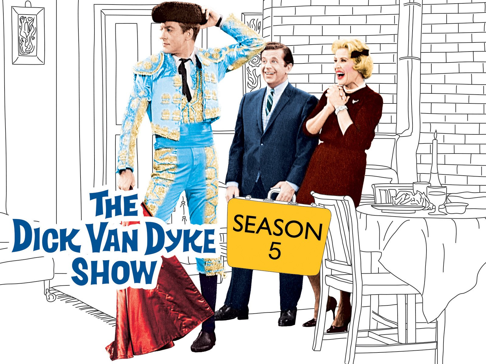 The Dick Van Dyke Show - Season 5