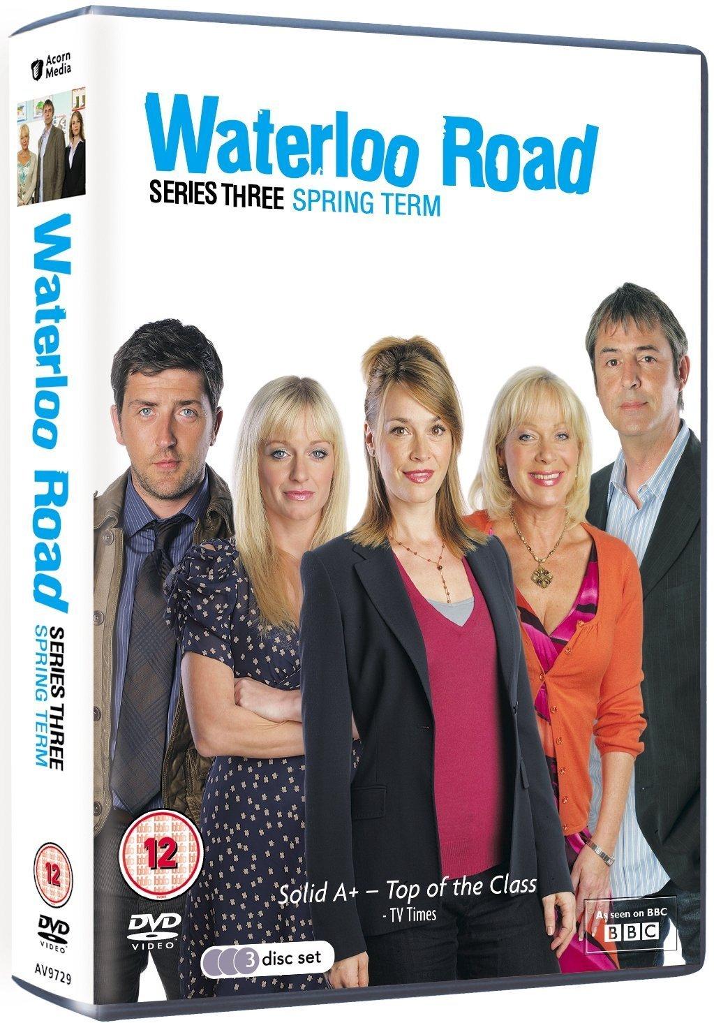 Waterloo Road Series 1 Dvd Waterloo Road Series 3