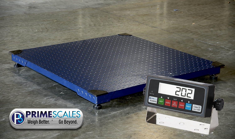 Prime Scales Ps 10kf4040 Digital Floor Pallet Scale Best