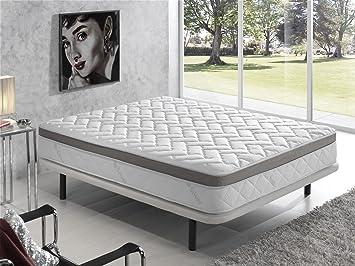 Living Sofa Matratze Premium Silver Therapy Fiber, Maßen: 160x200