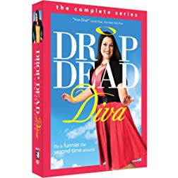 Drop Dead Diva - The Complete Series