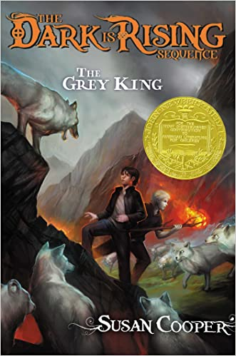 The Grey King (The Dark Is Rising Book 5)