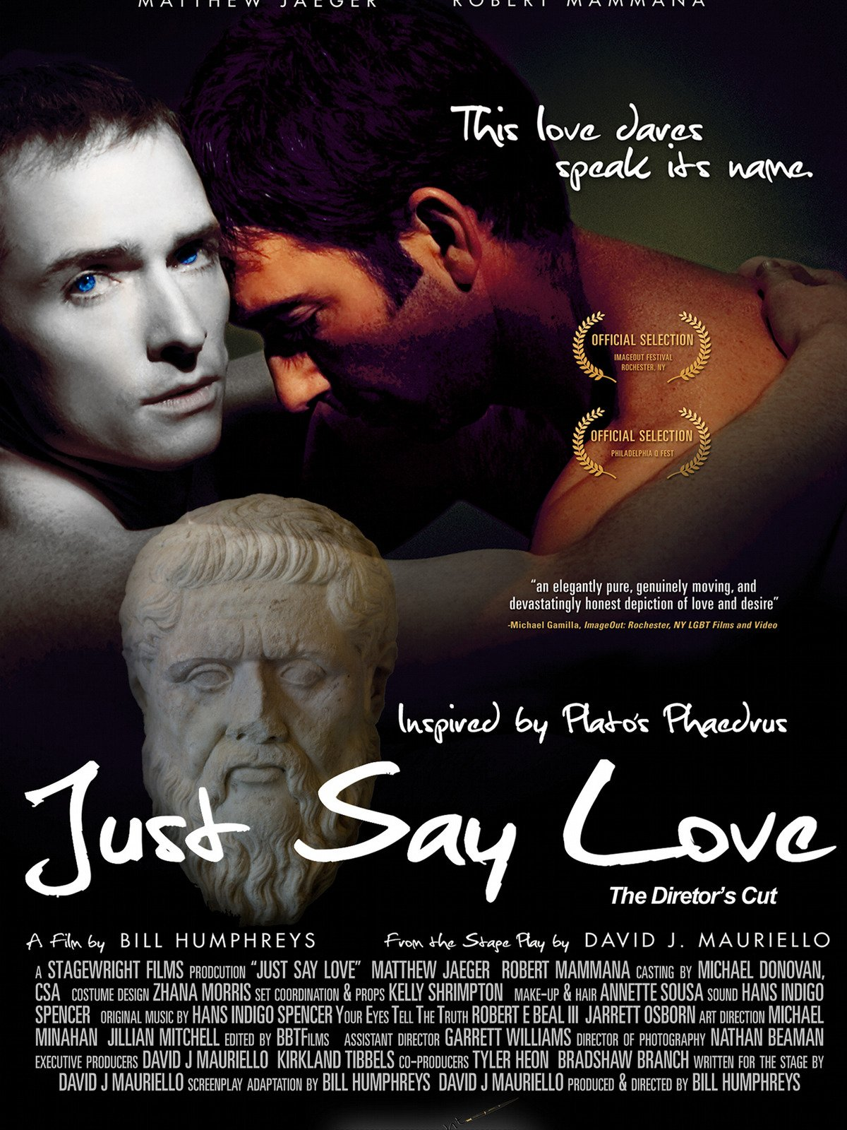 Just Say Love on Amazon Prime Instant Video UK