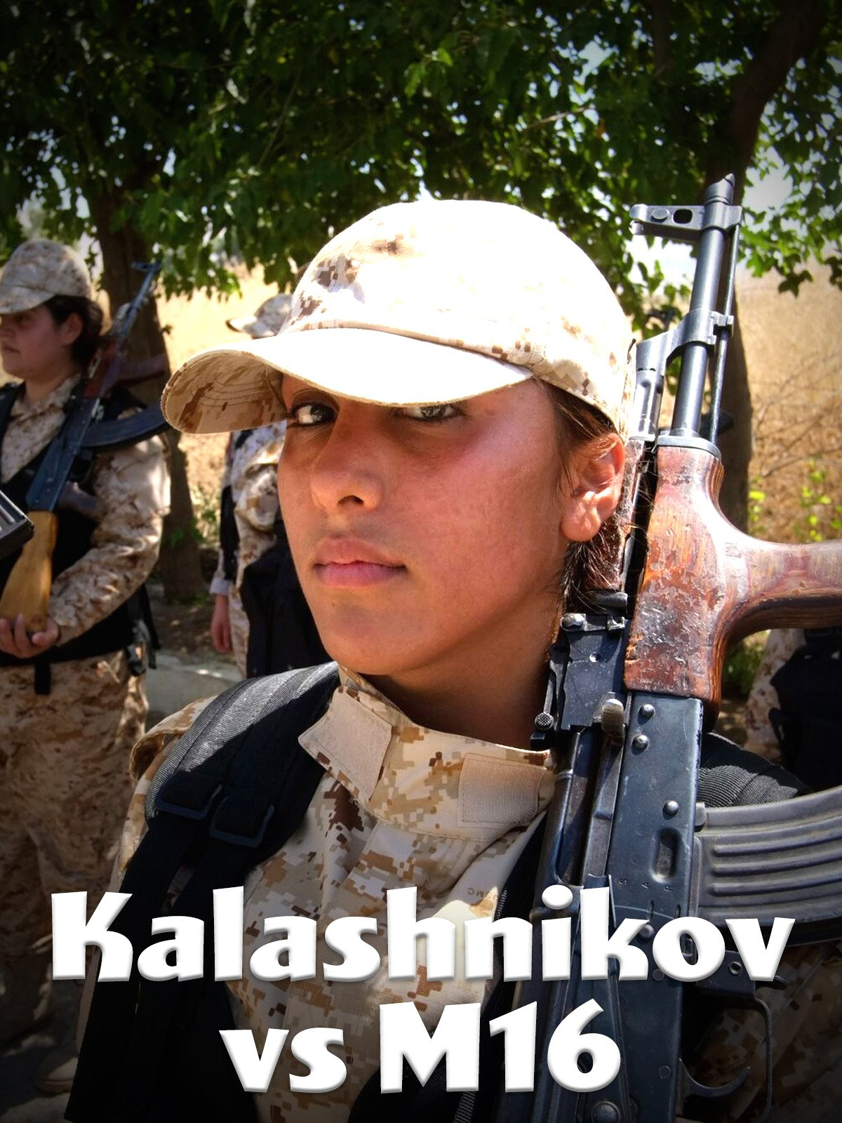 Kalashnikov vs M16