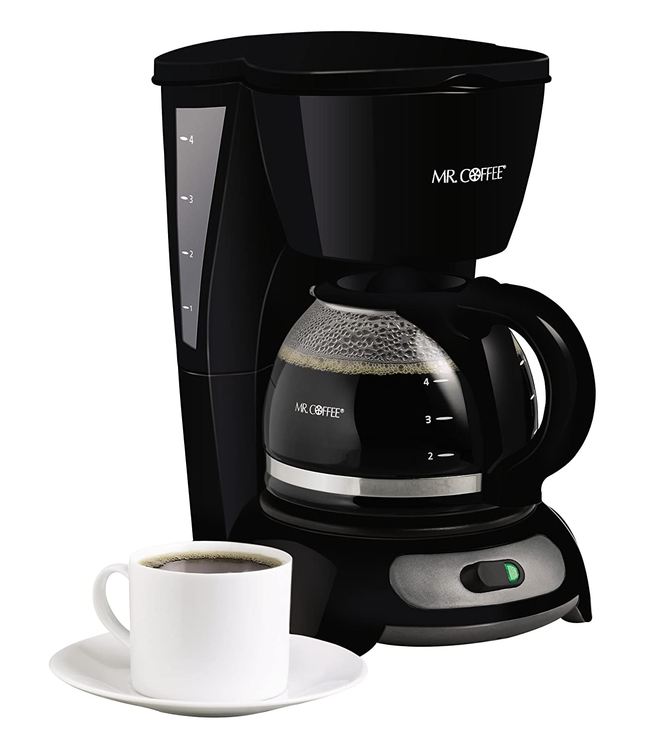 Mr Coffee Maker TF5-NP: For 4 Cups of Everyday Happiness