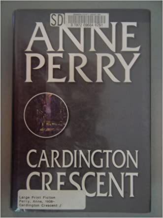 Cardington Crescent (Charlotte & Thomas Pitt Novels)