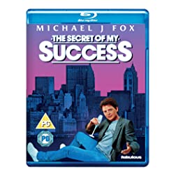 The Secret Of My Success [Blu-ray]