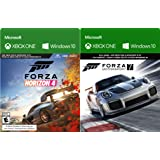 Forza Horizon 4 & Forza Motorsport 7 - Xbox One Full Game Download Card