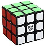 MoYu YJ Weilong 3 x 3 x 3 Black Speed Cube Puzzle (Color: Black Body)