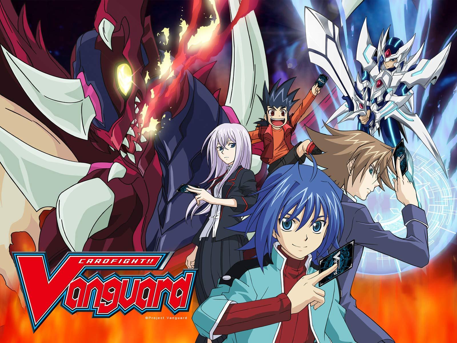 CARDFIGHT!! Vanguard - Season 1