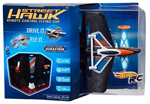 Hot Wheels Street Hawk RC Flying Car