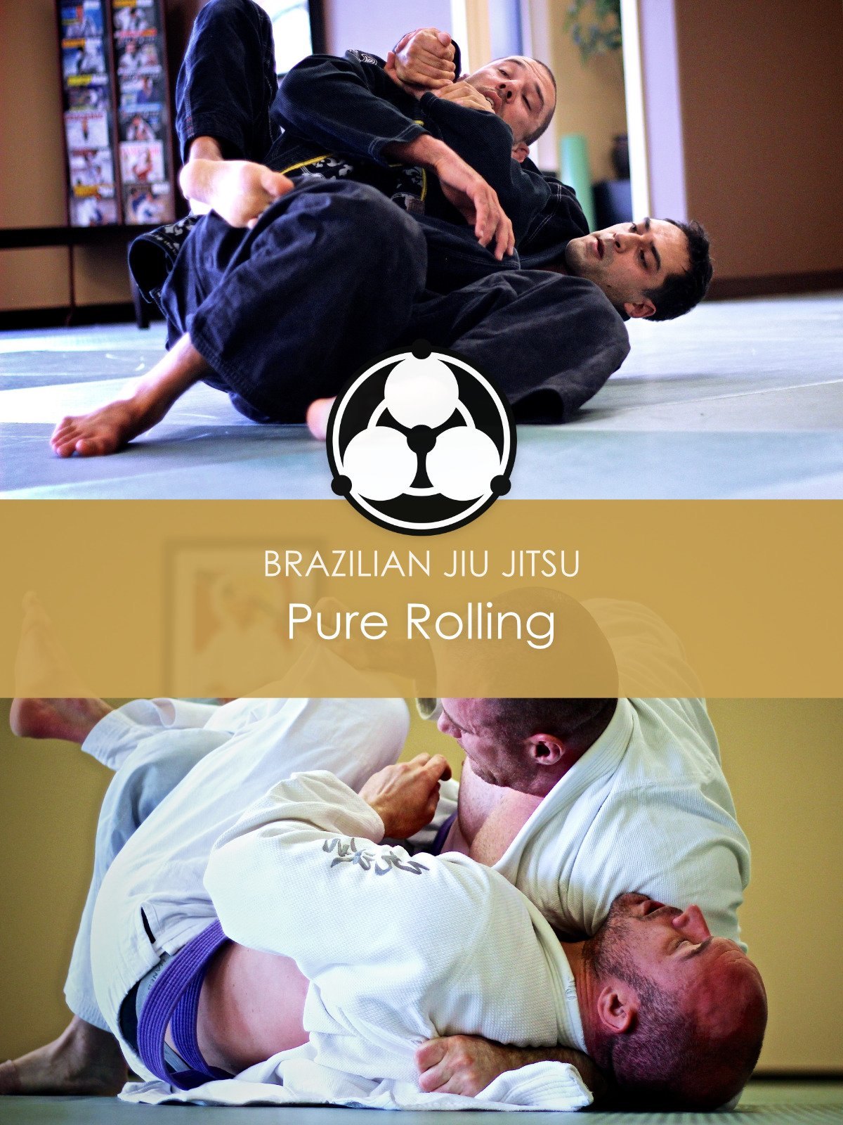 Brazilian Jiu Jitsu: Pure Rolling on Amazon Prime Video UK