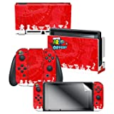 Skin & Screen Protector Set - Super Mario Odyssey