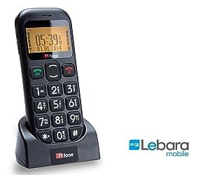 TTfone Jupiter Big Button Easy Senior Mobile PhoneCustomer review and more information