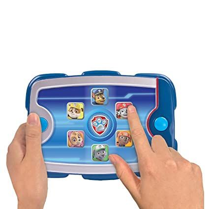 Paw Patrol 6026852 Electronic Pup Pad Jeu pour enfant, reproduction de tablette tactile