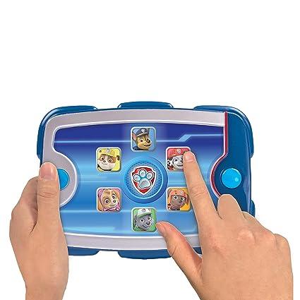 Paw Patrol 6026852 Electronic Pup Pad Jeu pour enfant, reproduction de tablette tactile